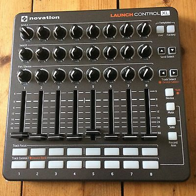 Novation Launch Control XL USB MIDI DAW Controller Surface