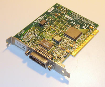 National Instruments NI PCI-GPIB IEEE 488.2 Tested Used Older Style PCI Bus
