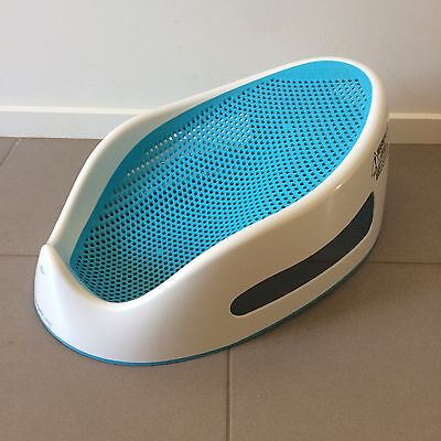 Angelcare Bath Support - Blue - Excellent Condition