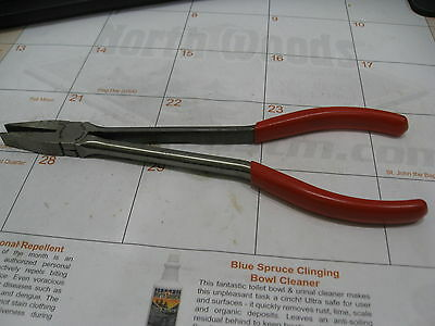 """Snap on Tools 609ACP 609CP Long Reach Duck Bill Pliers 9-1/4"""" Electronics"""