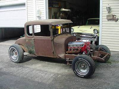 1929 Ford Model A Coupe 1929 Ford Model A Rat Rod With 454V8