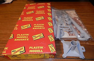 Lindberg Lgb #270 Water Crane Kit Complete In Box G Scale