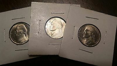us coins (30) Jefferson Nickels 1996 P