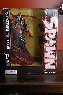 "New - McFarlane Toys Spawn Issue 7 Cover Art 12"" Inch Deluxe Action Figure"