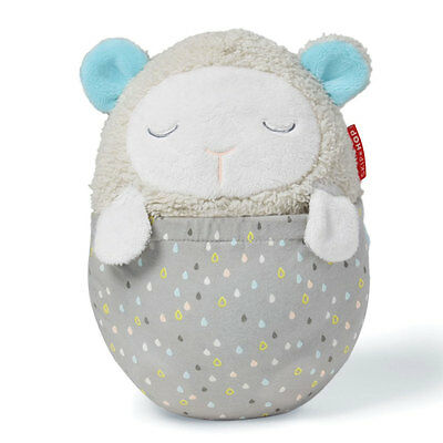NEW Skip Hop Moonlight & Melodies Hug Me Projection Soother - Lamb