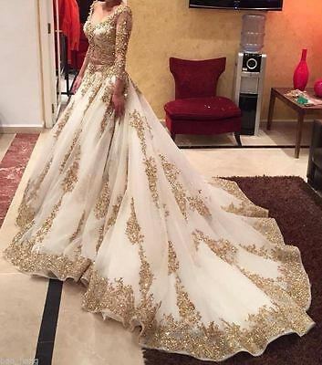 2017 Robe de mariée custom New mariage soirée wedding dress evening dress smm8a8