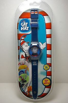 Cat In The Hat Digital Watch New Sealed  Dr. Seuss 2003