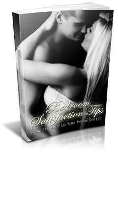 Bedroom Satisfaction Tips + 10 Free eBooks With Resell rights ( in PDF format )