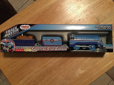 ~ 2016 Thomas & Friends Trackmaster Shooting Star Gordon New The Great Race