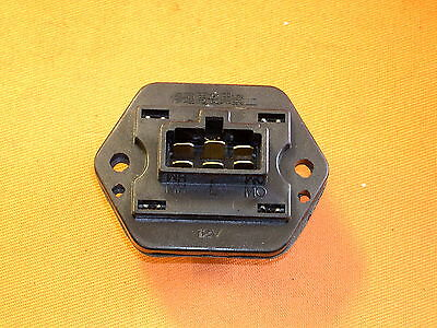 Holden  Tf Rodeo Heater & Air Con. Fan Speed Resistor Controller 6 Pin Type