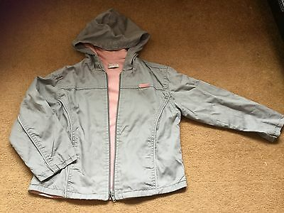Kids Jacket George 6-7 Years Hooded Great For Summer