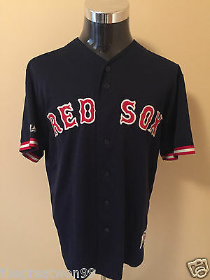 MLB Boston Red Sox #5 XL** Emboidered Baseball Jersey by Majestic