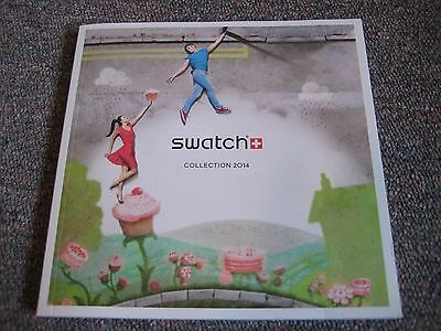 Swatch - Collection 2014 Watch Catalogue