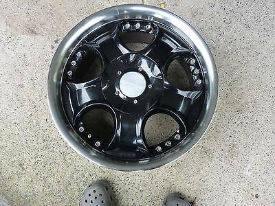 17 X 8 alloy wheels to suit Ford