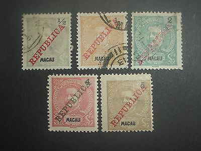 Portugal colonies stamps mint & used (i do combine p&p) K