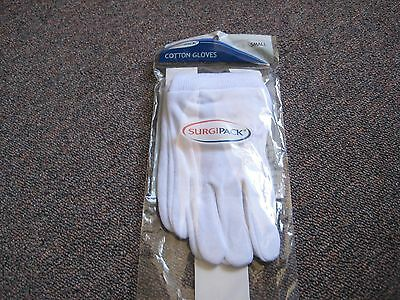 Cotton Gloves - Surgipack - Small
