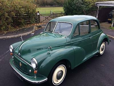 1951 Split Screen Series One Morris Minor - Restored - 2 owners from new  - RARE