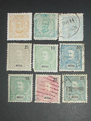Portugal colonies stamps mint & used (i do combine p&p) X