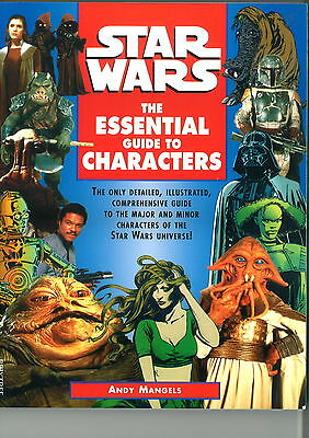 Star Wars The Essential guide to characters