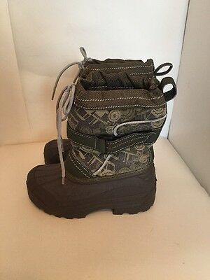 Kids Winter Snow Boots Size 9