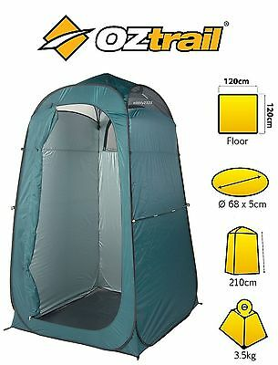 oztrail pop up ensuite - NEVER USED