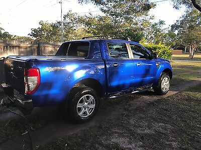 PX Ford ranger XLT Wheels And Tyres