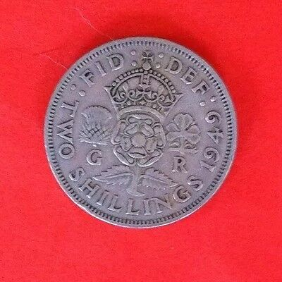 George VI 1949 Two Shillings (95)