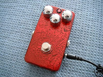 DS1 distortion pedal clone