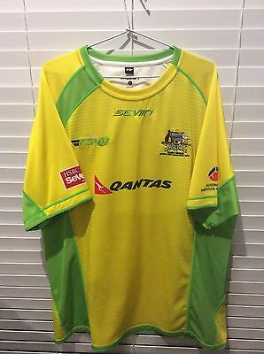 Australian Sevens Rugby Jersey 2012/2013 World Series 3XL