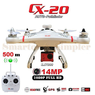 Professional Drone Cheerson CX-20 CX20 CX 20 RC design DJI Phantom 4 Quadcopt...