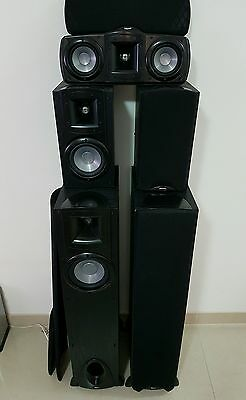 *SYD* Klipsch SYNERGY Series Home Theatre Speakers