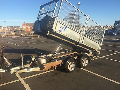 ifor williams 3017 tipping trailer