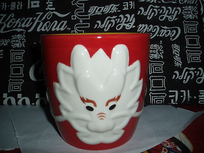 china Chinese New Year 2012 starbucks dragon zodiac mug 12oz 【Limited edition 】