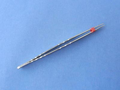 1 Pc Prescision Stainless Steel Tweezers Tool for Craft Jewellery