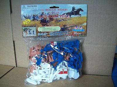 Rough Riders Charge San Juan Hill Action Figures