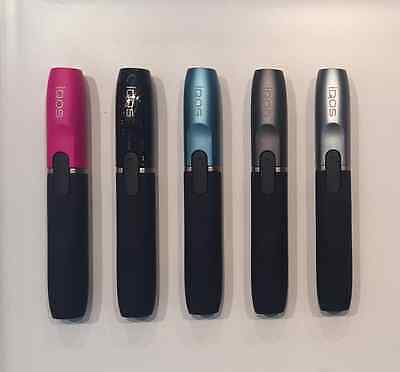 lot of 5 IQOS Caps (5 different colors)