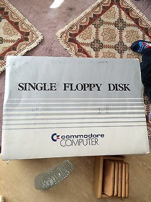 Commodore 64 Single Flopping disk Drive