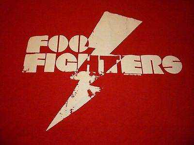 Foo Fighters Shirt ( Used Size XL ) Very Good Condition!!!