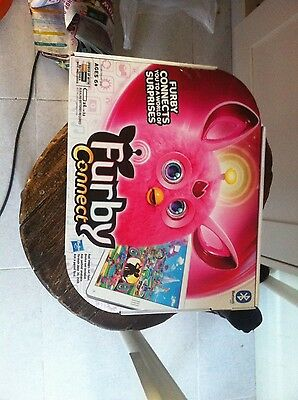 furby connect pink new in box
