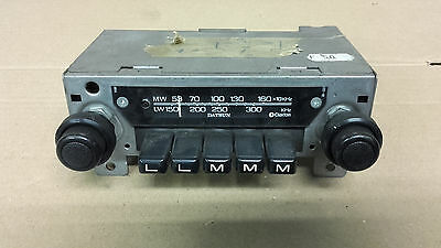 rare vintage autoradio datsun / clarion made in japan RN 358 L