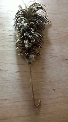 Vintage Pheasent Feather Duster