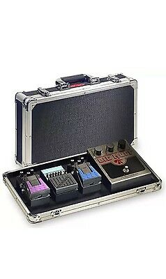 Stagg UPC-424 Effects Pedal Case Guitar Effects Pedalboard UPC424 Free P&P