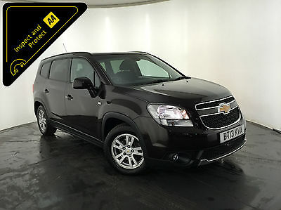 2013 Chevrolet Orlando Lt Vcdi Auto 7 Seats 1 Owner Service History Finance Px