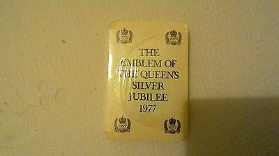 1977 jubilee playing cards