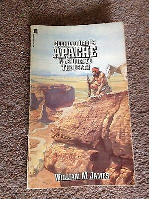 Duel to the death No. 3 Apache by William m James