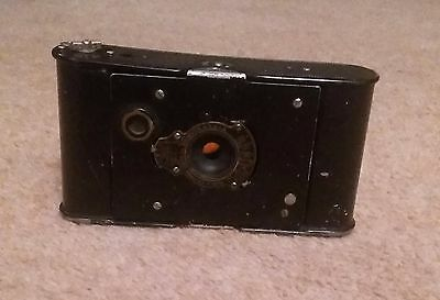 Vintage Kodak Autographic Vest Pocket Folding Camera