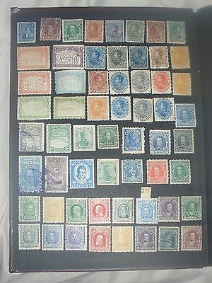 early Venezuela stamps mint & used (i do combine p&p)