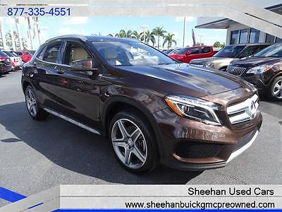 2015 Mercedes-Benz Other 4Matic Sport Utility 4-Door 2015 MERCEDES-BENZ GLA 250 4MATIC AWD 2.0L POWER AUTO AIR ONE OWNER