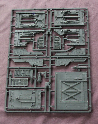 Cities of Death Floor Section Spruce - Warhammer 40k