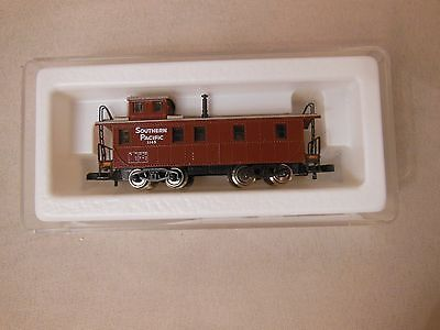 Z Gauge/scale Marklin Mini-Club 8640 Southern Pacific Caboose